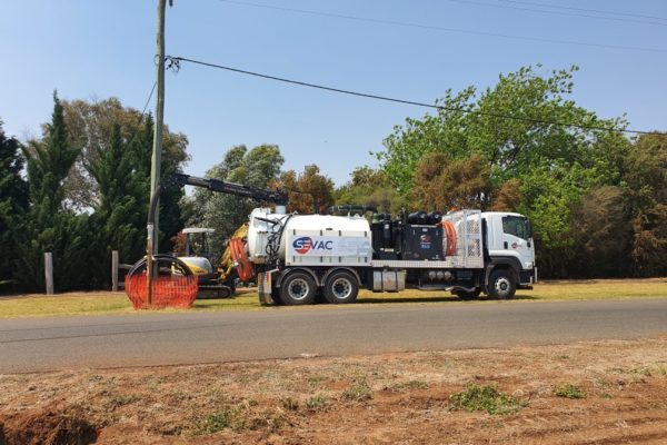 SEVAC Seymour Vacuum Truck Service Wagga - Griffith 2